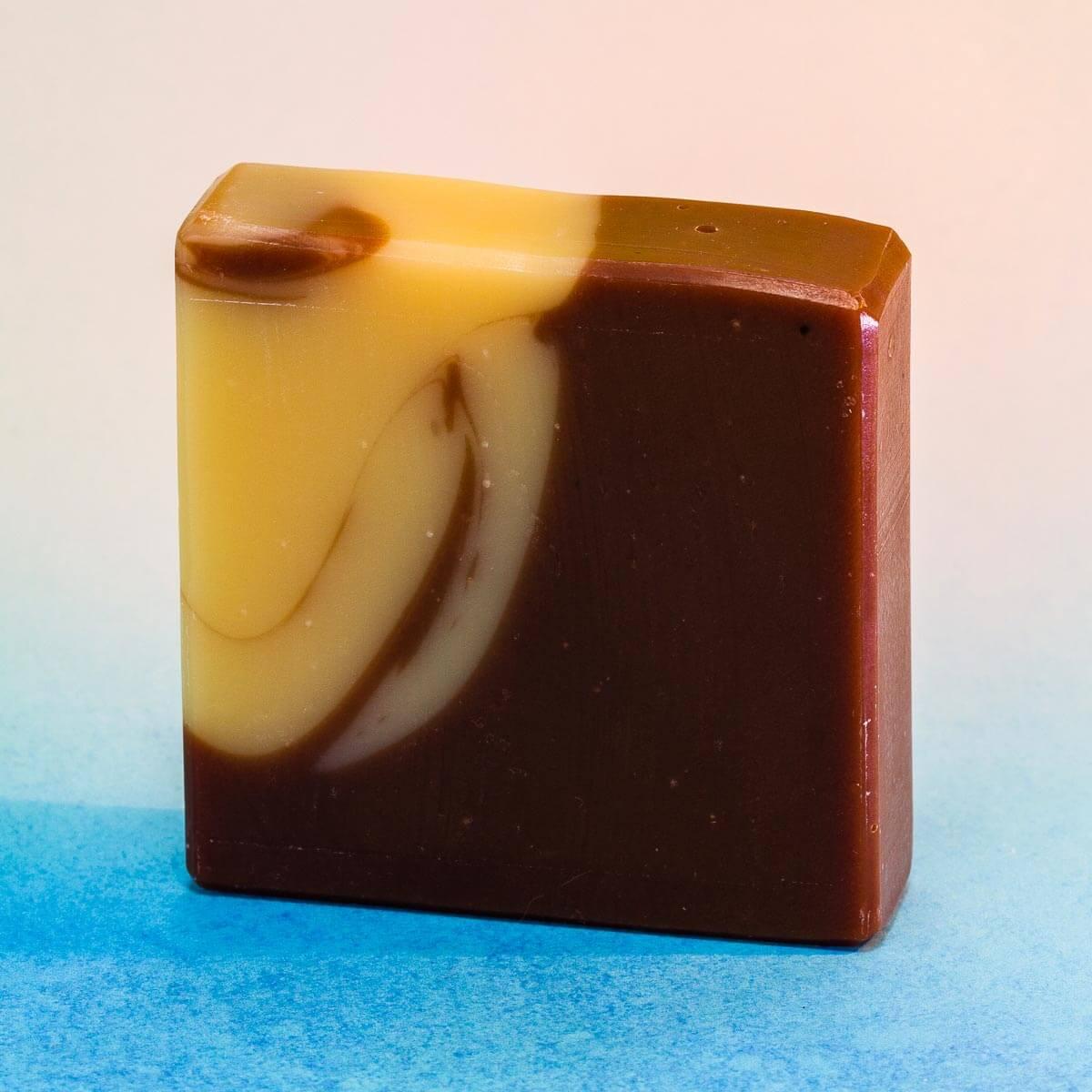 Mýdlo čokoládové1