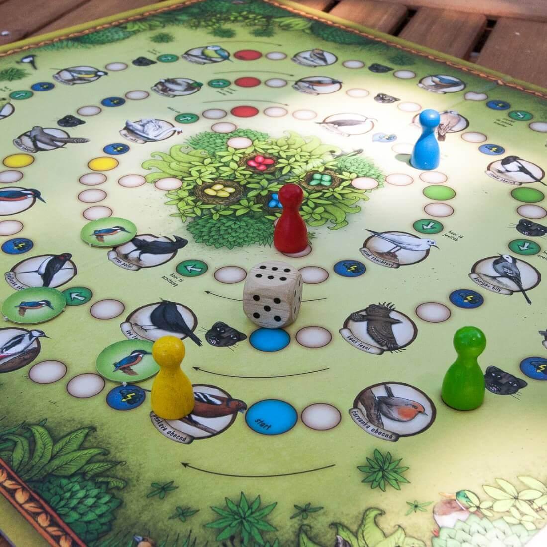 4 přírodovědné hry5