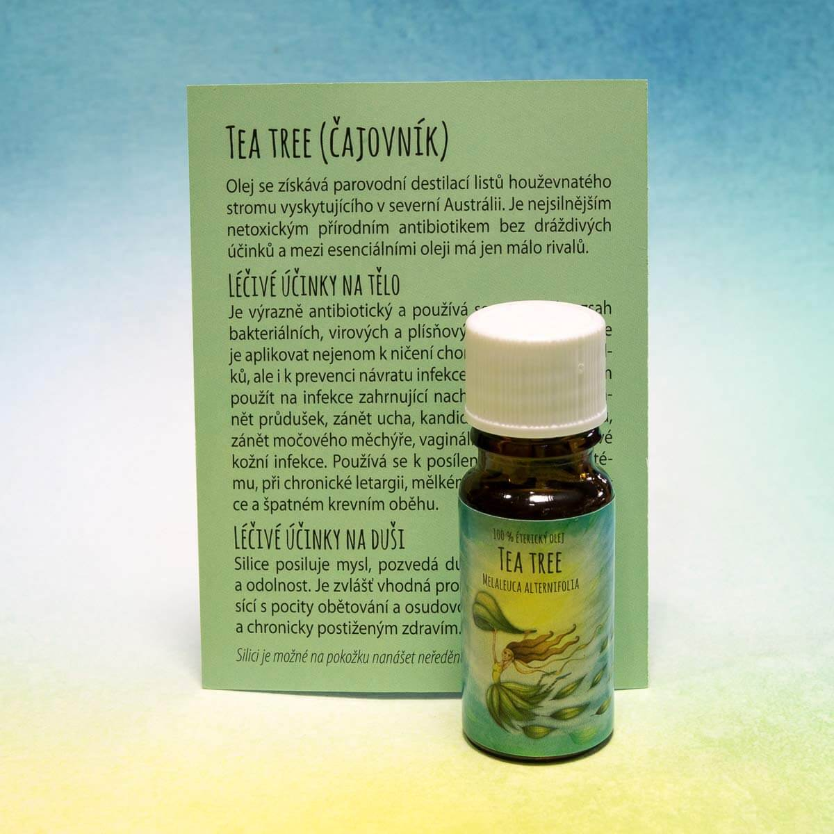Esence Tea tree 2