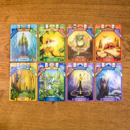 Magicon - karty