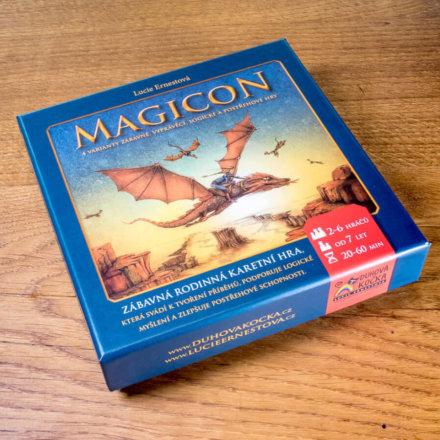 Magicon - krabice