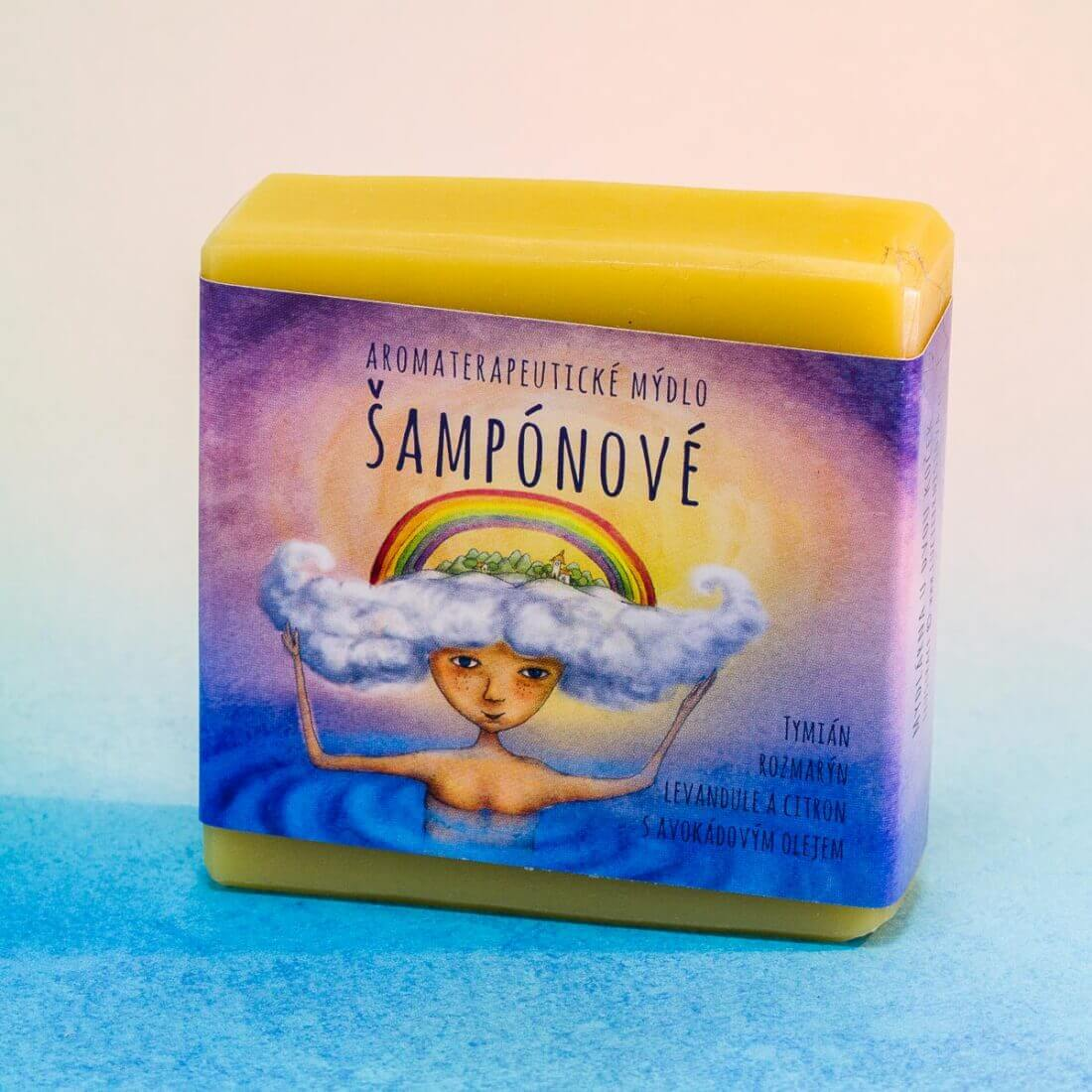 Mýdlo Šamponové