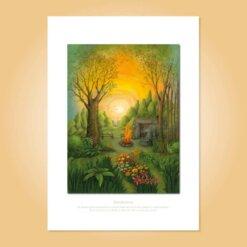 obrázek Zahrada života