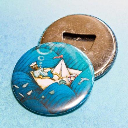 Magnet s otvírákem Naděje