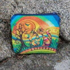 peněženka Sluneční kočky