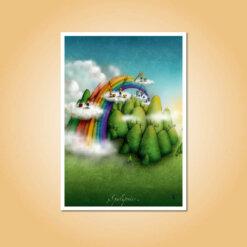 pohlednice Spolupráce