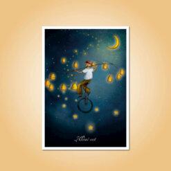 pohlednice Hledač cest