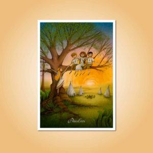 pohlednice Přátelství
