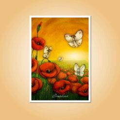 pohlednice Proměnlivost