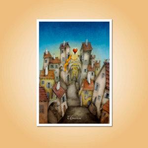 pohlednice Usmíření