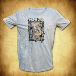 tričko Gekoni - melír