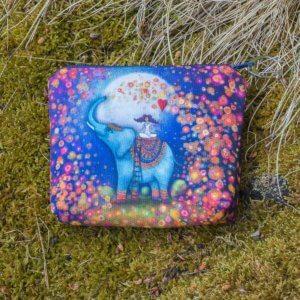 peněženka Modrý slon