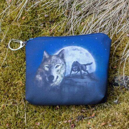 peněženka Vlci