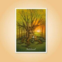 pohlednice Vděčnost
