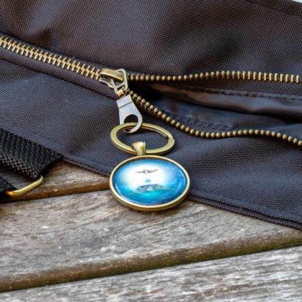 taška luxusní - Samota - detail