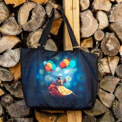 taška luxusní - Život mě baví