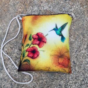 Taštička Sluneční kolibřík