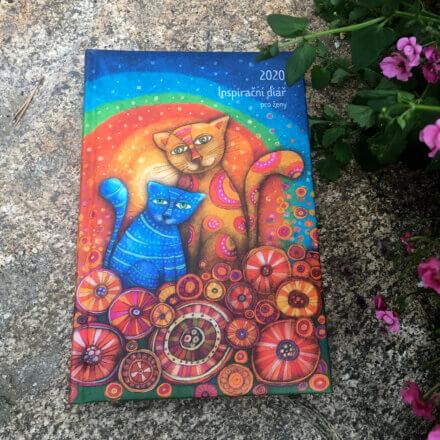 diář 2020 - Kočky