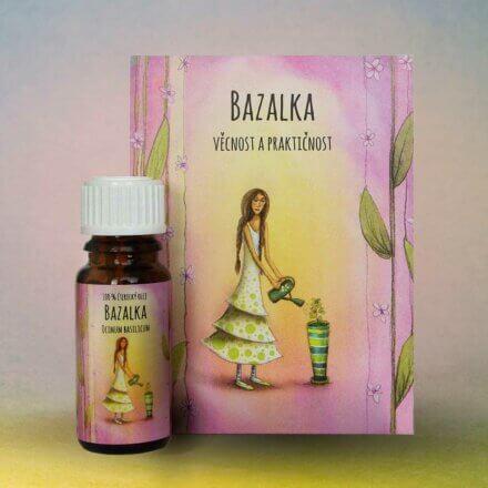 Esence Bazalka