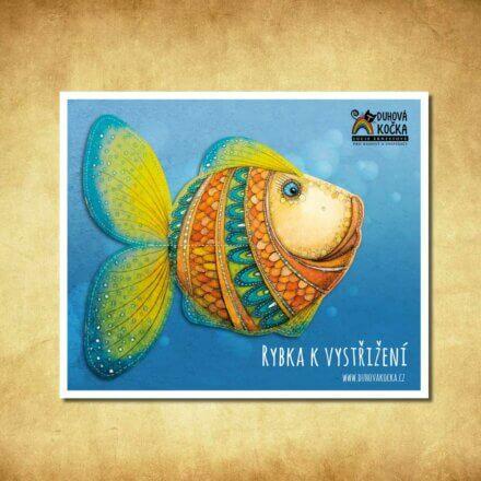 vystřihovánka Ryba