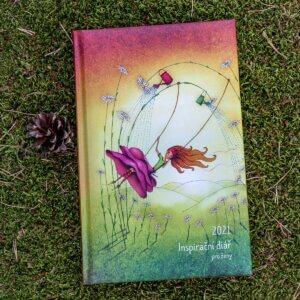 Inspirační diář pro ženy - Spokojenost