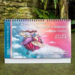Stolní Inspirační kalendář 2021