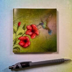 Minibloček Kolibřík