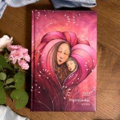 Inspirační diář pro ženy - Láska